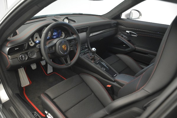 Used 2018 Porsche 911 GT3 for sale Sold at Alfa Romeo of Greenwich in Greenwich CT 06830 13