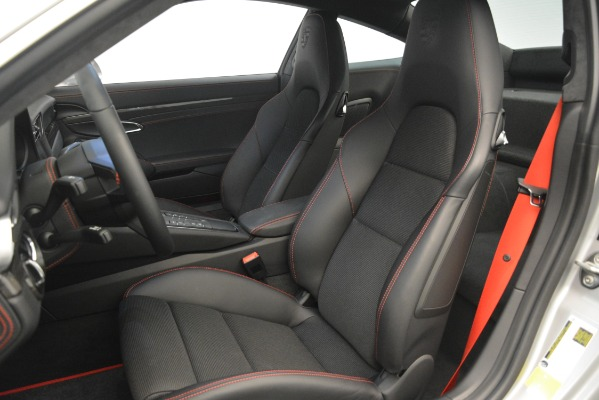 Used 2018 Porsche 911 GT3 for sale Sold at Alfa Romeo of Greenwich in Greenwich CT 06830 15