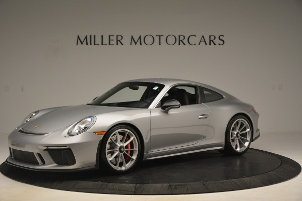 Used 2018 Porsche 911 GT3 for sale Sold at Alfa Romeo of Greenwich in Greenwich CT 06830 2