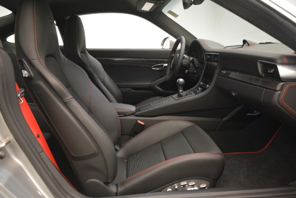 Used 2018 Porsche 911 GT3 for sale Sold at Alfa Romeo of Greenwich in Greenwich CT 06830 20