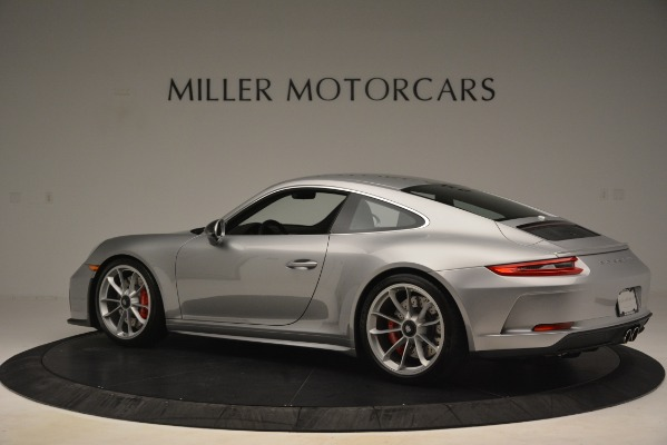 Used 2018 Porsche 911 GT3 for sale Sold at Alfa Romeo of Greenwich in Greenwich CT 06830 4