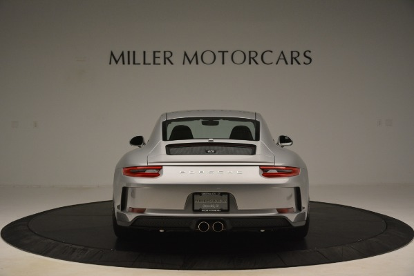 Used 2018 Porsche 911 GT3 for sale Sold at Alfa Romeo of Greenwich in Greenwich CT 06830 7