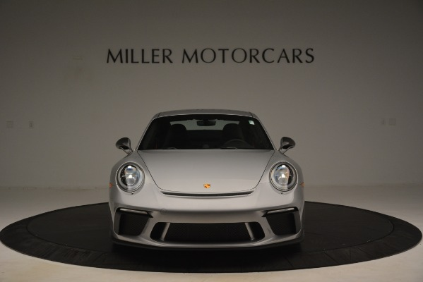 Used 2018 Porsche 911 GT3 for sale Sold at Alfa Romeo of Greenwich in Greenwich CT 06830 8