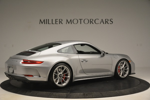 Used 2018 Porsche 911 GT3 for sale Sold at Alfa Romeo of Greenwich in Greenwich CT 06830 9