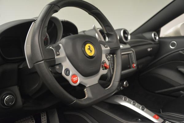Used 2016 Ferrari California T for sale $141,900 at Alfa Romeo of Greenwich in Greenwich CT 06830 23