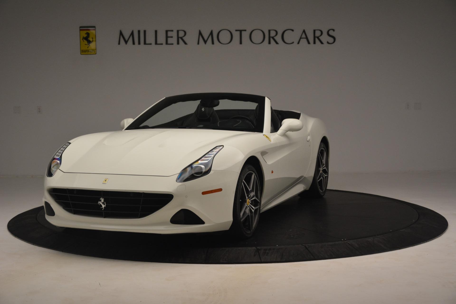 Used 2016 Ferrari California T for sale $141,900 at Alfa Romeo of Greenwich in Greenwich CT 06830 1