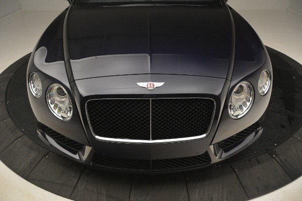 Used 2013 Bentley Continental GT V8 for sale Sold at Alfa Romeo of Greenwich in Greenwich CT 06830 13