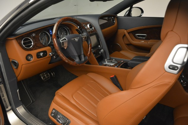 Used 2013 Bentley Continental GT V8 for sale Sold at Alfa Romeo of Greenwich in Greenwich CT 06830 18
