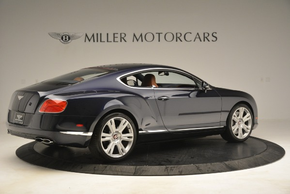 Used 2013 Bentley Continental GT V8 for sale Sold at Alfa Romeo of Greenwich in Greenwich CT 06830 8