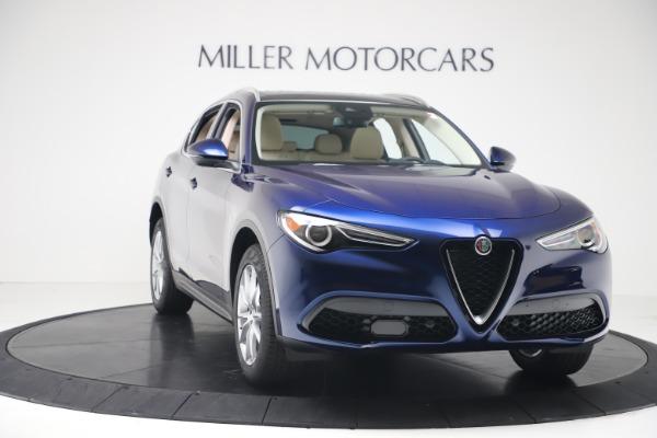 New 2019 Alfa Romeo Stelvio Ti Lusso Q4 for sale Sold at Alfa Romeo of Greenwich in Greenwich CT 06830 11