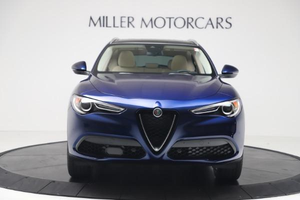 New 2019 Alfa Romeo Stelvio Ti Lusso Q4 for sale Sold at Alfa Romeo of Greenwich in Greenwich CT 06830 12