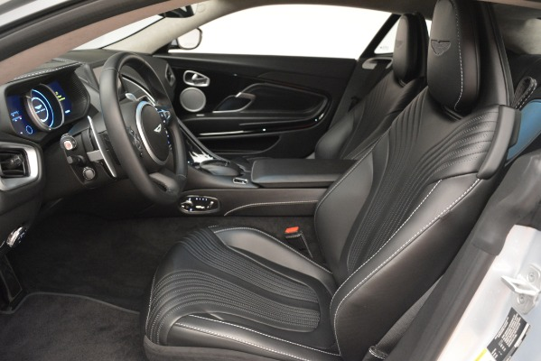 Used 2018 Aston Martin DB11 V12 Coupe for sale Sold at Alfa Romeo of Greenwich in Greenwich CT 06830 13