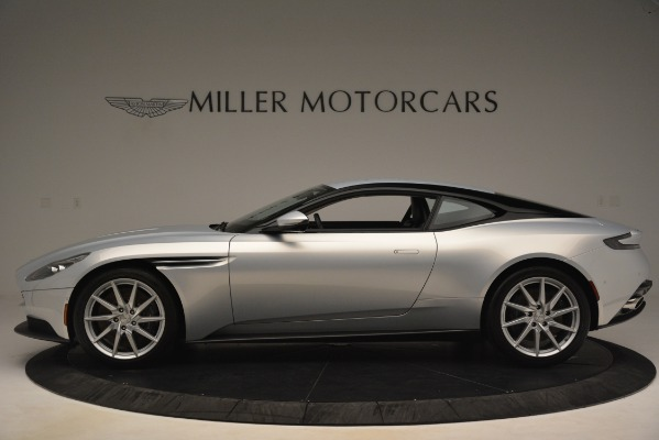 Used 2018 Aston Martin DB11 V12 Coupe for sale Sold at Alfa Romeo of Greenwich in Greenwich CT 06830 2
