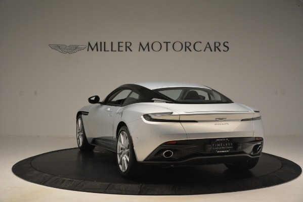 Used 2018 Aston Martin DB11 V12 Coupe for sale Sold at Alfa Romeo of Greenwich in Greenwich CT 06830 4