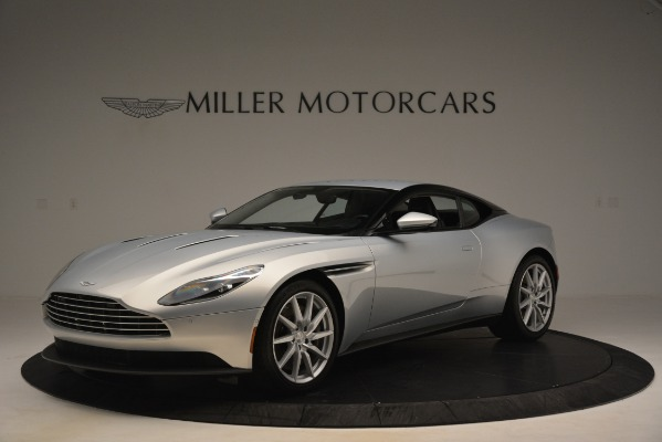 Used 2018 Aston Martin DB11 V12 Coupe for sale Sold at Alfa Romeo of Greenwich in Greenwich CT 06830 1