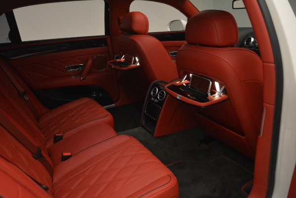 Used 2016 Bentley Flying Spur V8 for sale Sold at Alfa Romeo of Greenwich in Greenwich CT 06830 26