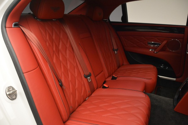 Used 2016 Bentley Flying Spur V8 for sale Sold at Alfa Romeo of Greenwich in Greenwich CT 06830 27