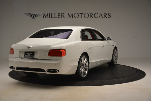 Used 2016 Bentley Flying Spur V8 for sale Sold at Alfa Romeo of Greenwich in Greenwich CT 06830 7