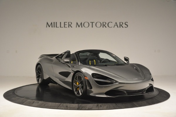 Used 2020 McLaren 720S Spider for sale Sold at Alfa Romeo of Greenwich in Greenwich CT 06830 10