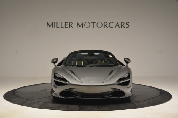 Used 2020 McLaren 720S Spider for sale Sold at Alfa Romeo of Greenwich in Greenwich CT 06830 11