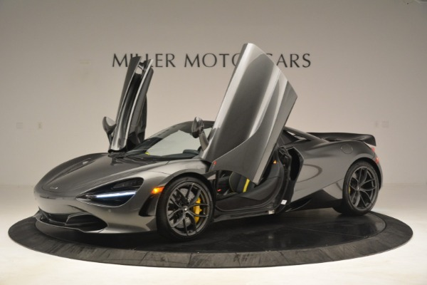 Used 2020 McLaren 720S Spider for sale Sold at Alfa Romeo of Greenwich in Greenwich CT 06830 13