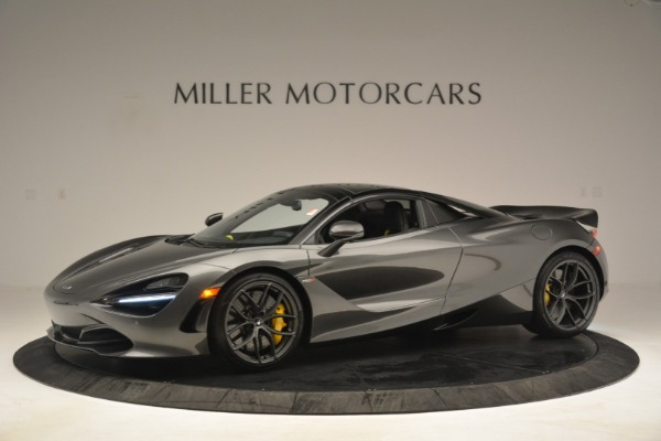Used 2020 McLaren 720S Spider for sale Sold at Alfa Romeo of Greenwich in Greenwich CT 06830 14