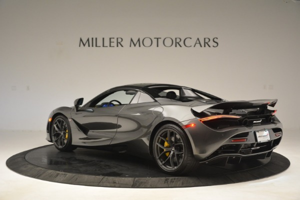 Used 2020 McLaren 720S Spider for sale Sold at Alfa Romeo of Greenwich in Greenwich CT 06830 16