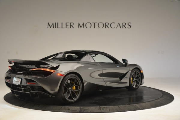 Used 2020 McLaren 720S Spider for sale Sold at Alfa Romeo of Greenwich in Greenwich CT 06830 18