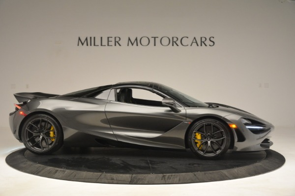 Used 2020 McLaren 720S Spider for sale Sold at Alfa Romeo of Greenwich in Greenwich CT 06830 19