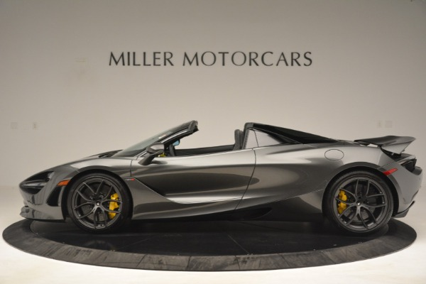 Used 2020 McLaren 720S Spider for sale Sold at Alfa Romeo of Greenwich in Greenwich CT 06830 2