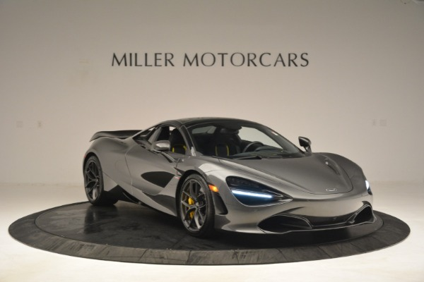 Used 2020 McLaren 720S Spider for sale Sold at Alfa Romeo of Greenwich in Greenwich CT 06830 20