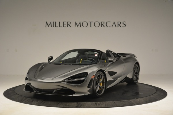 Used 2020 McLaren 720S Spider for sale Sold at Alfa Romeo of Greenwich in Greenwich CT 06830 21
