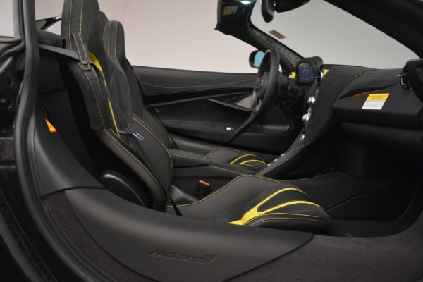 Used 2020 McLaren 720S Spider for sale Sold at Alfa Romeo of Greenwich in Greenwich CT 06830 28