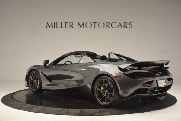 Used 2020 McLaren 720S Spider for sale Sold at Alfa Romeo of Greenwich in Greenwich CT 06830 3