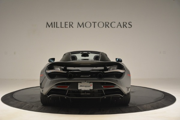 Used 2020 McLaren 720S Spider for sale Sold at Alfa Romeo of Greenwich in Greenwich CT 06830 5