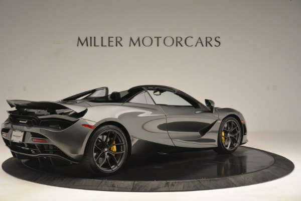 Used 2020 McLaren 720S Spider for sale Sold at Alfa Romeo of Greenwich in Greenwich CT 06830 7