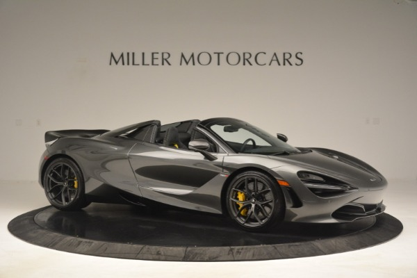 Used 2020 McLaren 720S Spider for sale Sold at Alfa Romeo of Greenwich in Greenwich CT 06830 9