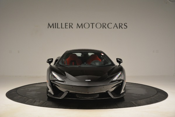 Used 2016 McLaren 570S Coupe for sale Sold at Alfa Romeo of Greenwich in Greenwich CT 06830 11