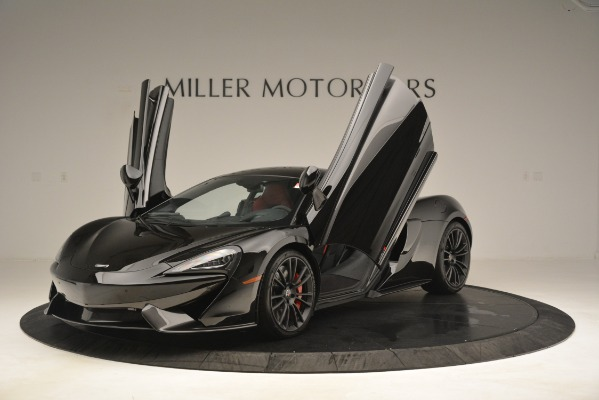 Used 2016 McLaren 570S Coupe for sale Sold at Alfa Romeo of Greenwich in Greenwich CT 06830 13