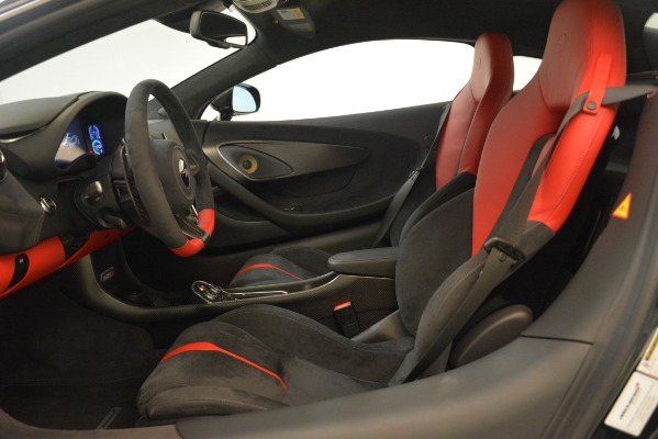 Used 2016 McLaren 570S Coupe for sale Sold at Alfa Romeo of Greenwich in Greenwich CT 06830 15
