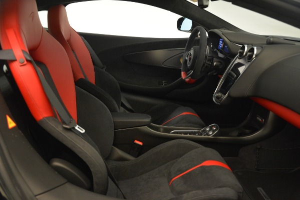 Used 2016 McLaren 570S Coupe for sale Sold at Alfa Romeo of Greenwich in Greenwich CT 06830 17