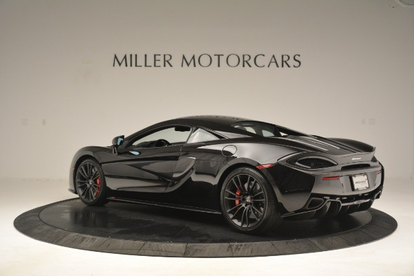 Used 2016 McLaren 570S Coupe for sale Sold at Alfa Romeo of Greenwich in Greenwich CT 06830 3