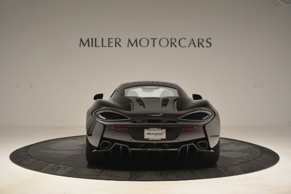 Used 2016 McLaren 570S Coupe for sale Sold at Alfa Romeo of Greenwich in Greenwich CT 06830 5