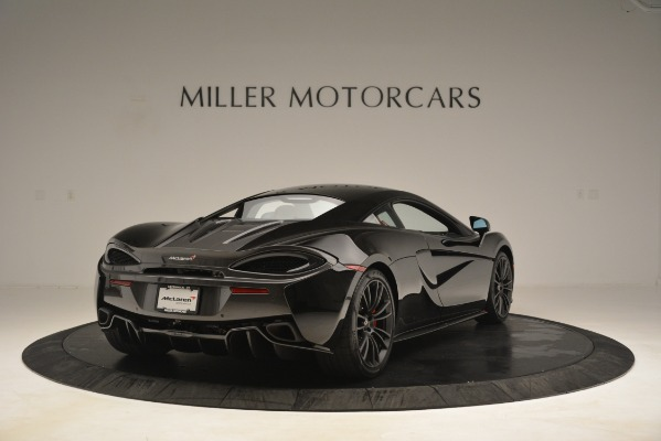 Used 2016 McLaren 570S Coupe for sale Sold at Alfa Romeo of Greenwich in Greenwich CT 06830 6