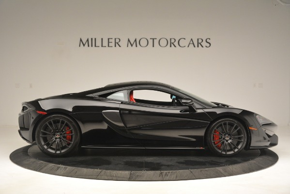 Used 2016 McLaren 570S Coupe for sale Sold at Alfa Romeo of Greenwich in Greenwich CT 06830 8