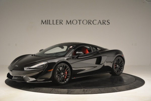 Used 2016 McLaren 570S Coupe for sale Sold at Alfa Romeo of Greenwich in Greenwich CT 06830 1
