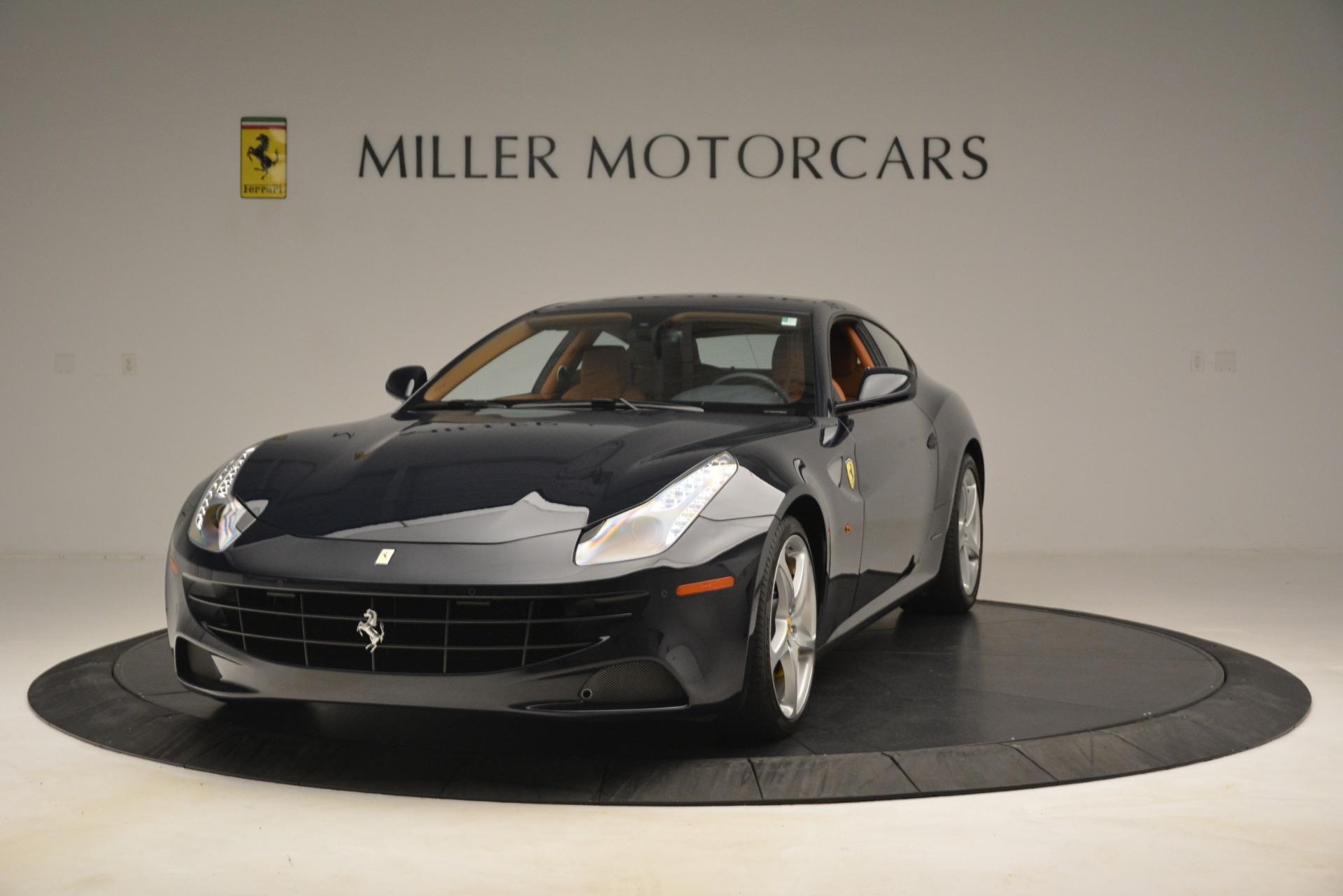 Used 2013 Ferrari FF for sale $149,900 at Alfa Romeo of Greenwich in Greenwich CT 06830 1