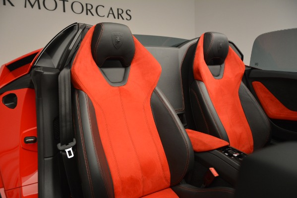 Used 2017 Lamborghini Huracan LP 610-4 Spyder for sale Sold at Alfa Romeo of Greenwich in Greenwich CT 06830 17
