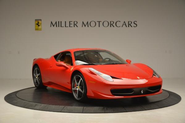 Used 2014 Ferrari 458 Italia for sale Sold at Alfa Romeo of Greenwich in Greenwich CT 06830 11