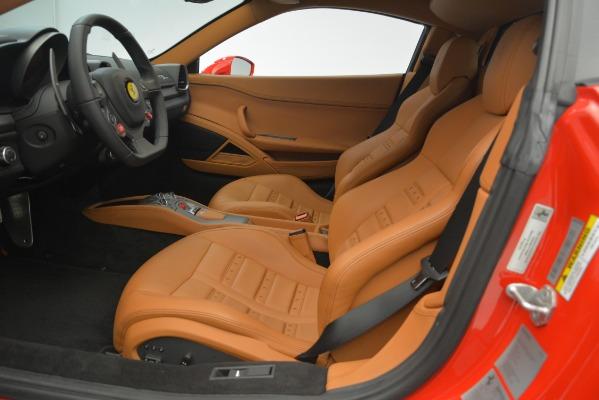 Used 2014 Ferrari 458 Italia for sale Sold at Alfa Romeo of Greenwich in Greenwich CT 06830 14